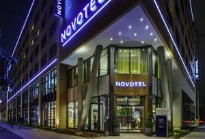 Hotel Novotel München City Arnulfpark